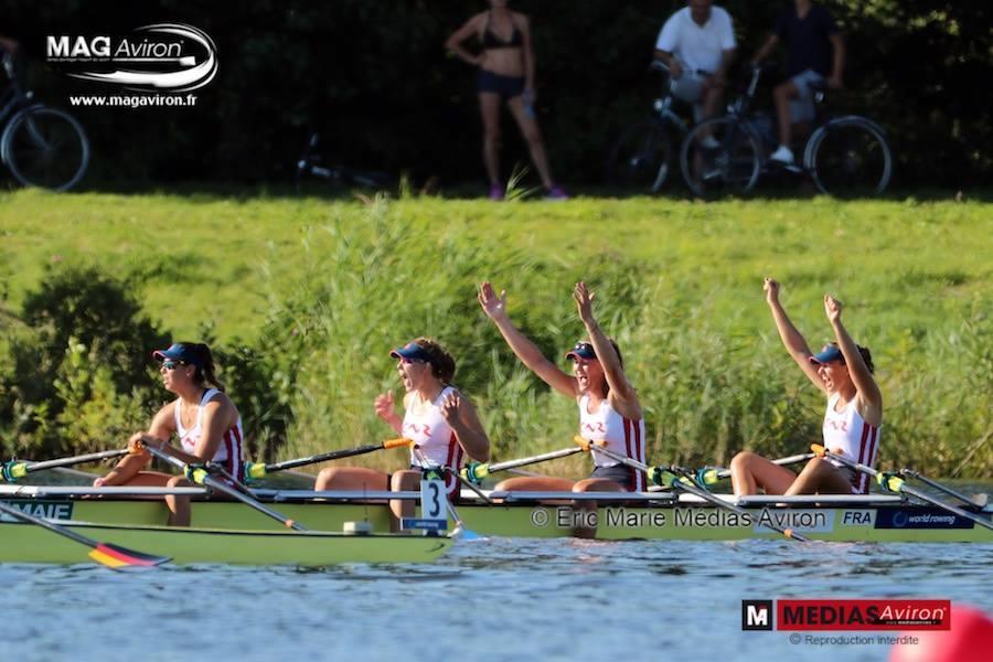-BRÈVE CNL 1876- Championnats du Monde -23-Rotterdam- 2016
