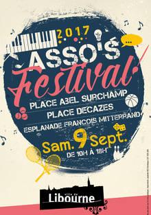 festival des associations de la Ville de Libourne