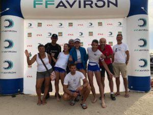 Open de France mer – Arcachon